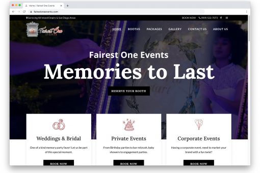 Fairest One Events