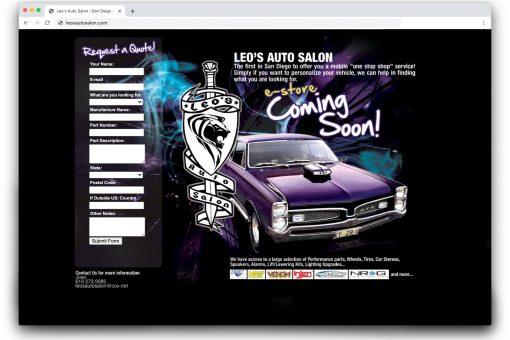 Leos Auto Salon